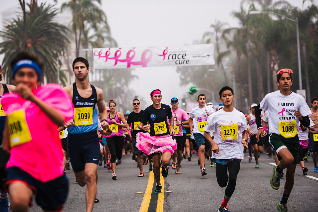 Race for the Cure 2017_Race Day Schedules